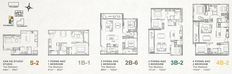 Thiết kế không gian sống ấn tượng tại căn hộ cao cấp Gateway Thảo Điền SonKim Land