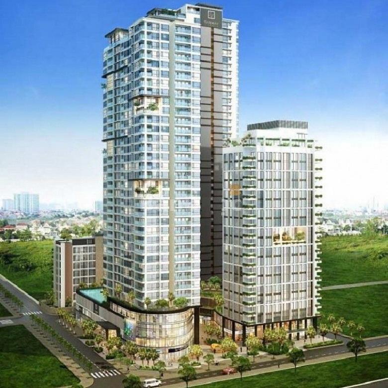 Gateway Thảo Điền Căn hộ cao cấp thiết kế tuyệt mỹ chuẩn mực mới