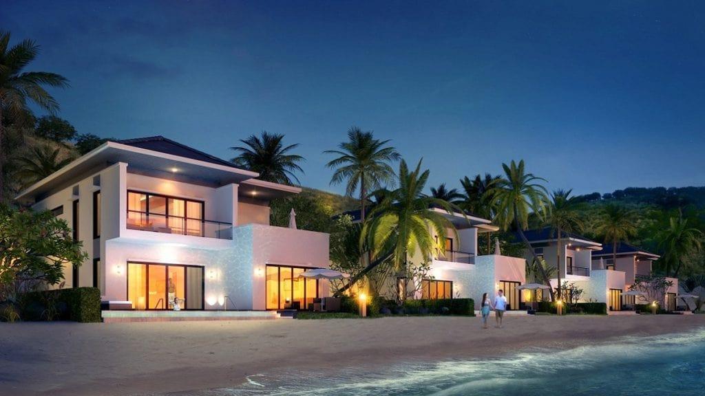 sailing club phu quoc villas & resort thiet ke dang cap