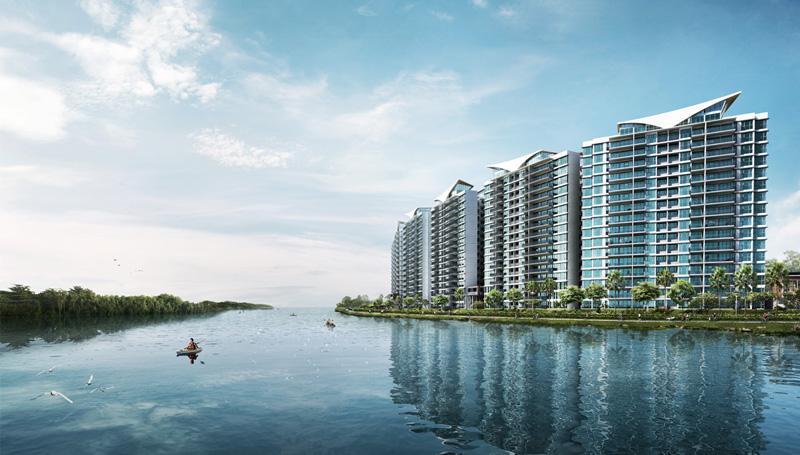 phoi canh water bay novaland