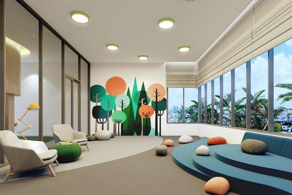 Mẫu căn hộ Metro Star thiết kế ấn tượng